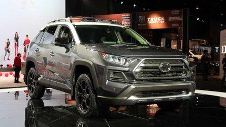 Toyota сделала внедорожный RAV4 TRD Off-Road