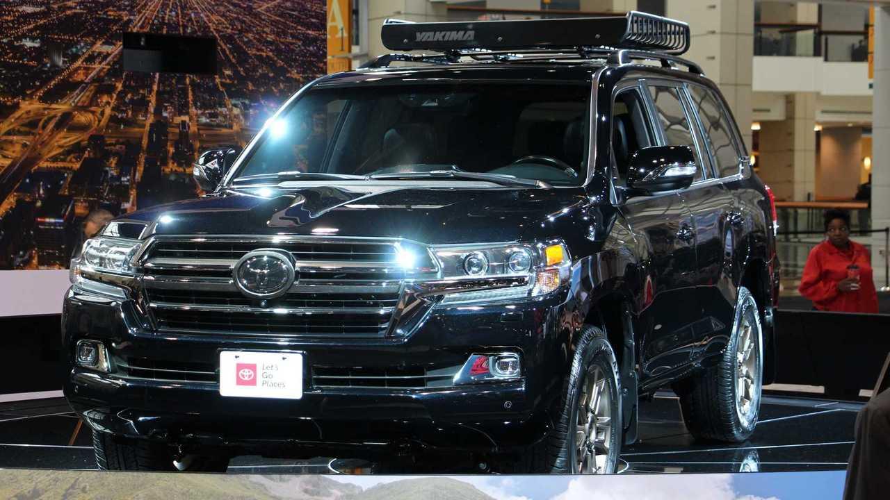 Toyota Land Cruiser Heritage Edition on Toyota Land Cruiser Lifted