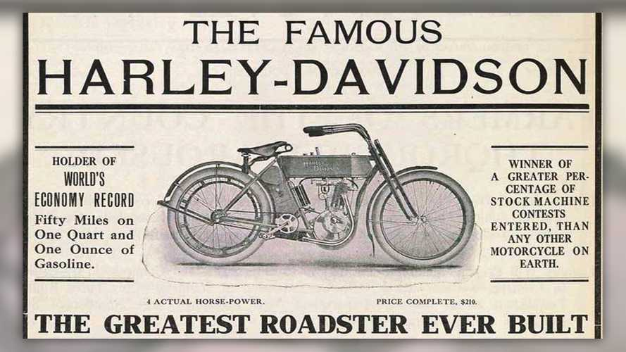 Vintage Bike Ads Slideshow