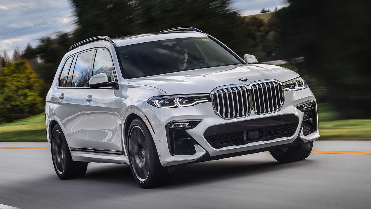 2019 Bmw X7 First Drive Motor1 Com Photos