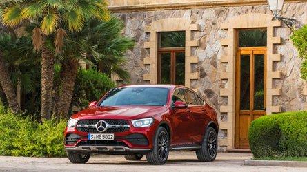 Mercedes GLC Coupé (2019) - Toutes les infos, toutes les photos
