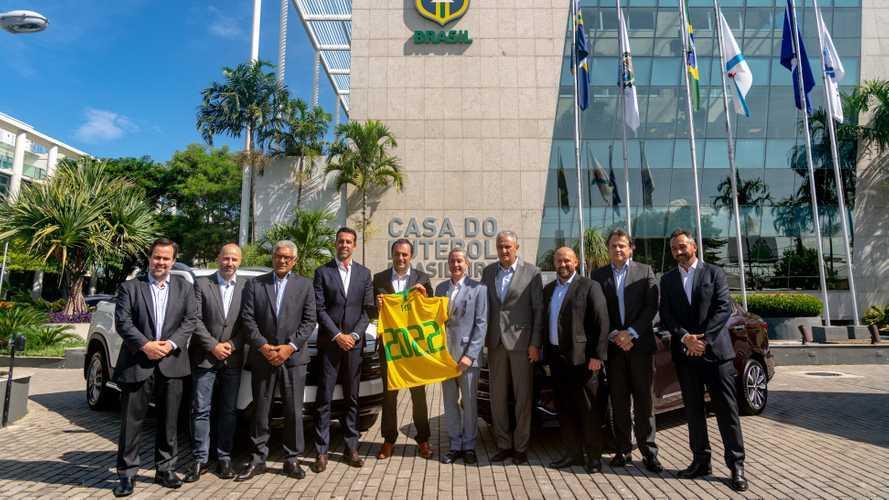 Fiat anuncia patrocínio da Seleção Brasileira de futebol até 2022