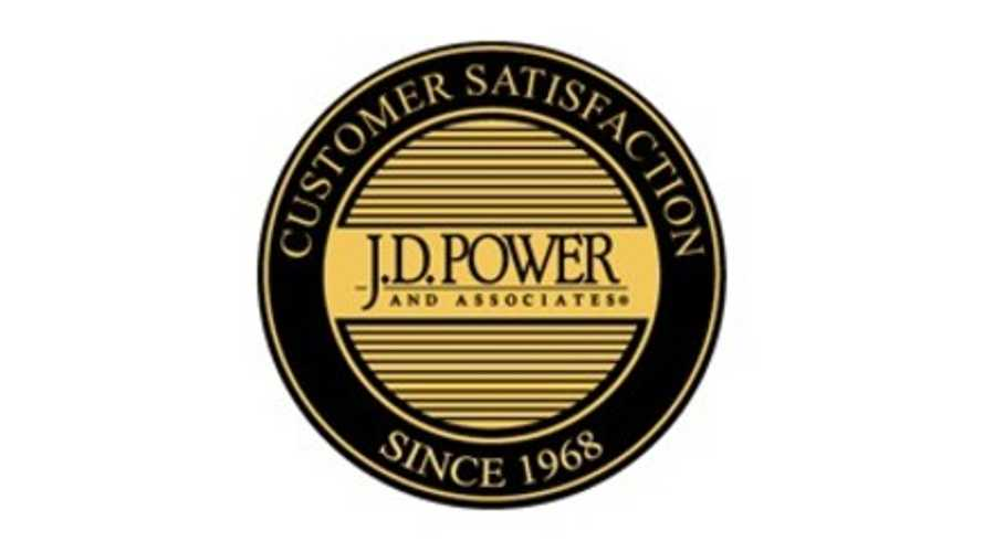 Observation of Electric Vehicle Industry Leads J.D. Power to List