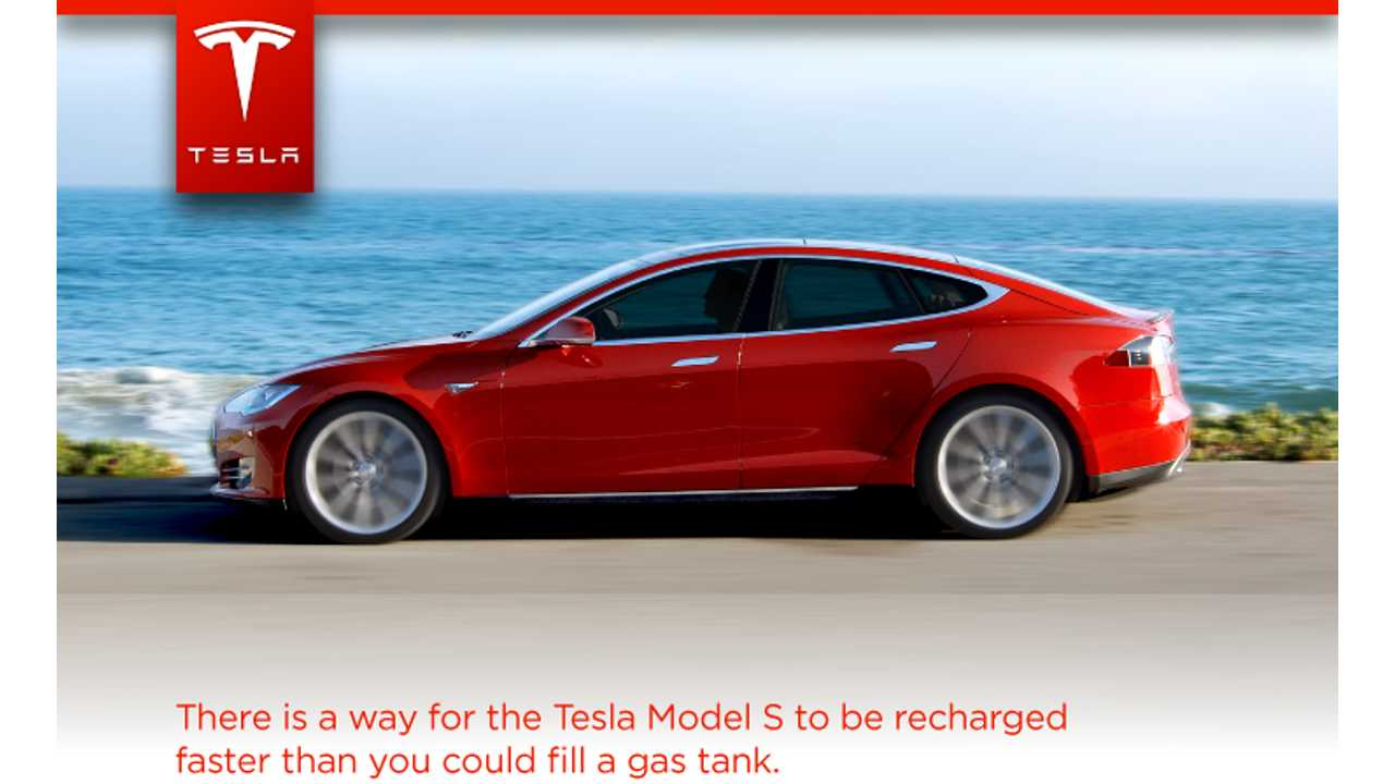 Tesla June 20th Announcement:  Battery Swapping For Model S?