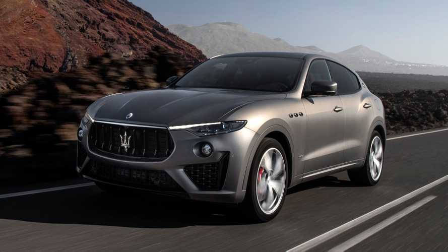 Maserati reveals ultra-exclusive £85k Levante Vulcano