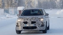 Peugeot 2008 first spy photos