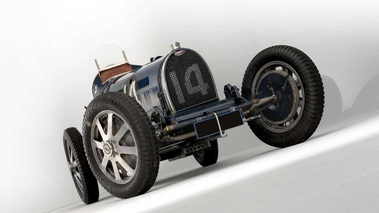 Bugatti Type 51 de 1931