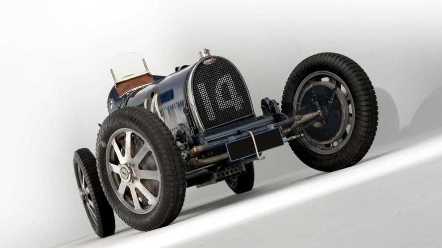 Este magnífico Bugatti Type 51, de 1931, se subastará en Rétromobile
