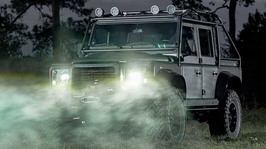 Land Rover Defender - Aftermarket / Tuning News