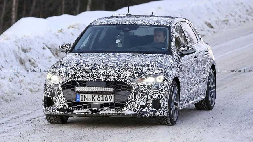 Les nouvelles Audi A3 et S3 se préparent en coulisses