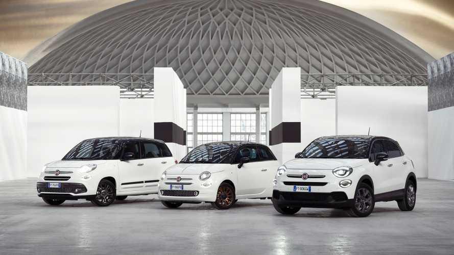 Fiat fête ses 120 ans une série spéciale sur les 500, 500X et 500L