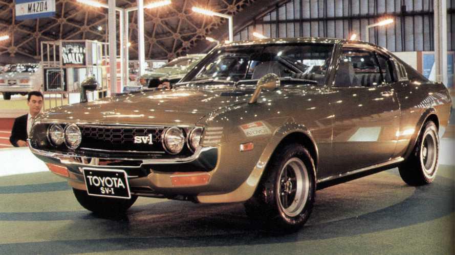 Concept oublié - Toyota SV-1