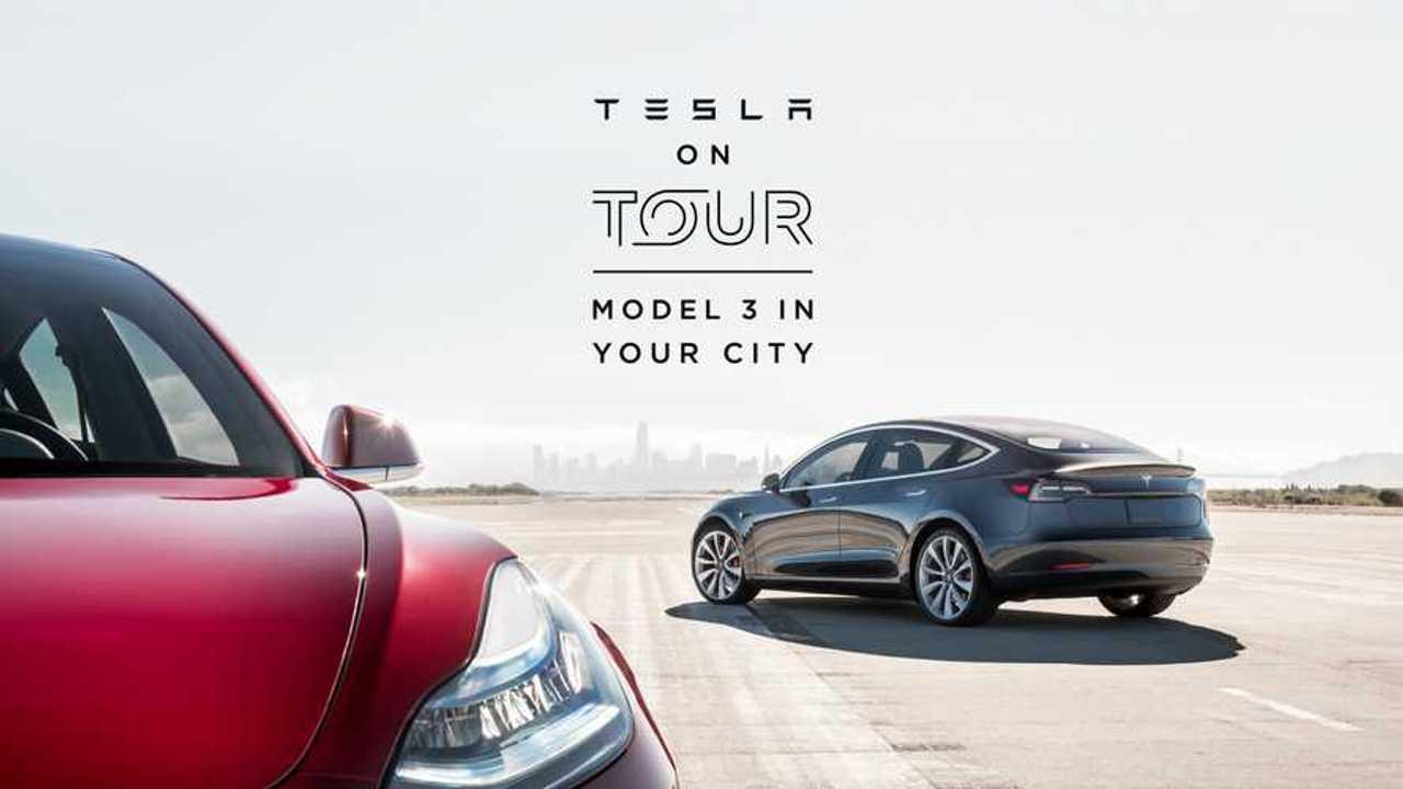 Tesla, un tour per guidarla (Model 3 compresa)