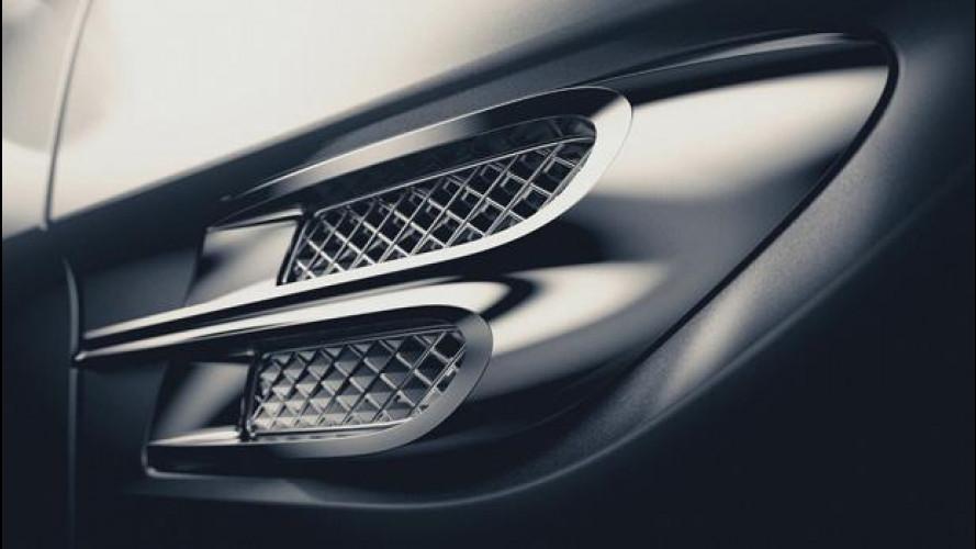 Bentley Bentayga, più SUV di così non si può