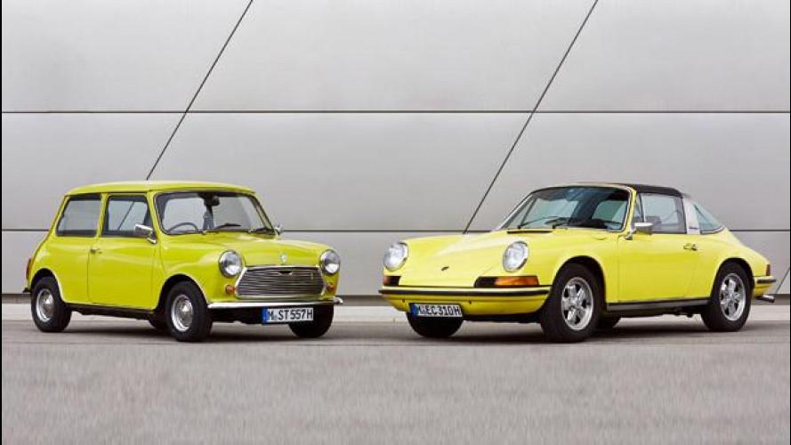 Auguri Porsche 911! Firmato Mini classica