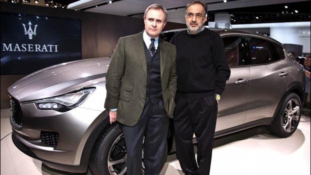 [Copertina] - Fiat investe 1 miliardo di euro a Mirafiori per produrre il SUV Maserati