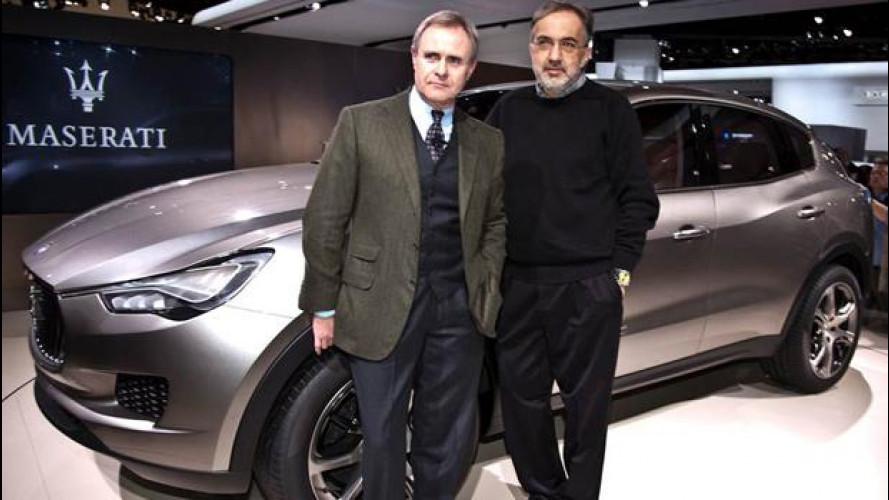 Fiat investe 1 miliardo di euro a Mirafiori per produrre il SUV Maserati