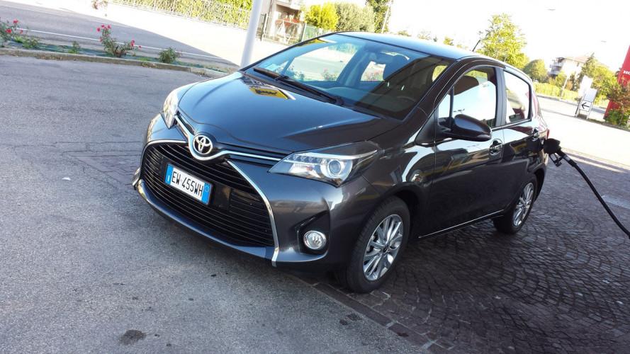 Toyota Yaris 1.0, la prova dei consumi reali