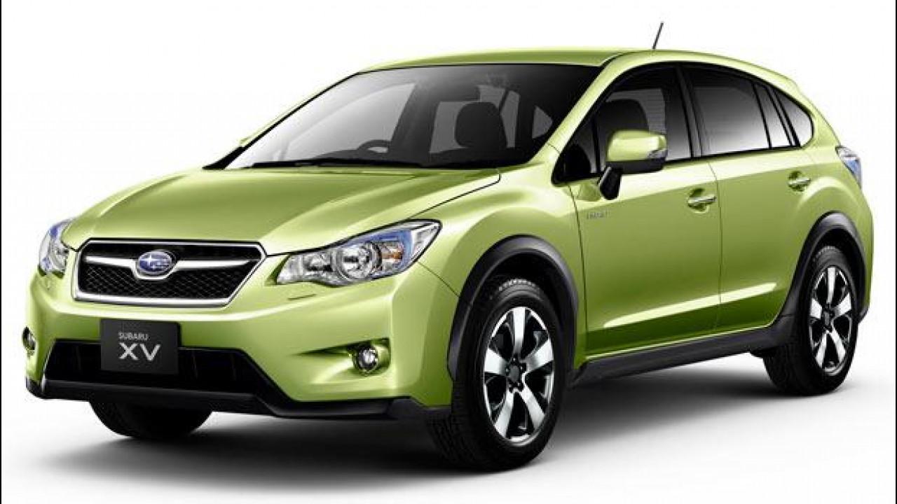 [Copertina] - Subaru XV Hybrid