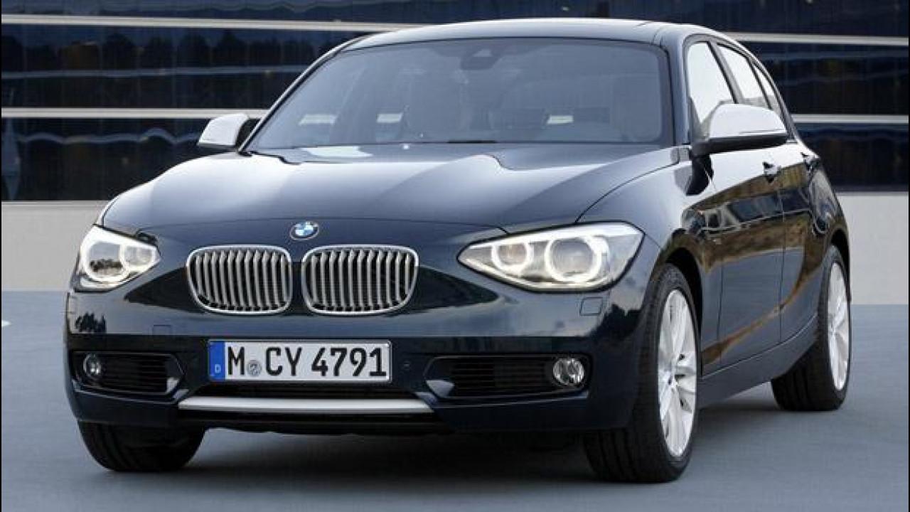 [Copertina] - BMW Serie 1: nuovi optional e diesel a trazione integrale