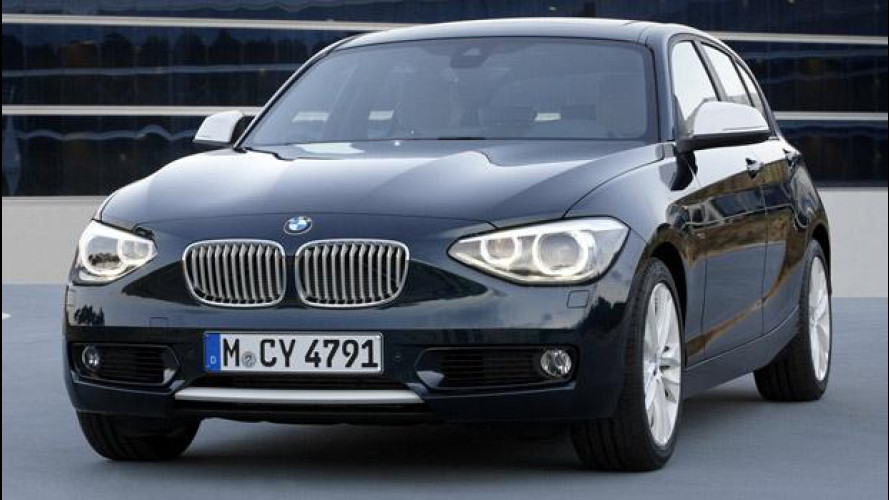 BMW Serie 1: nuovi optional e diesel a trazione integrale