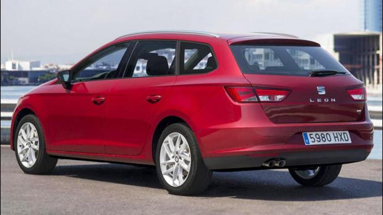 [Copertina] - Seat Leon ST 4Drive, prezzo da 24.980 euro