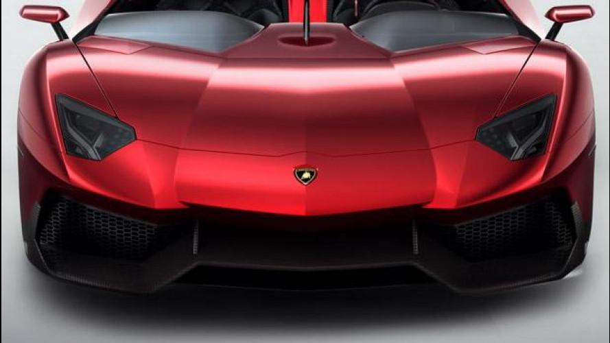 La Lamborghini speciale per i 50 anni sarà la più veloce di sempre