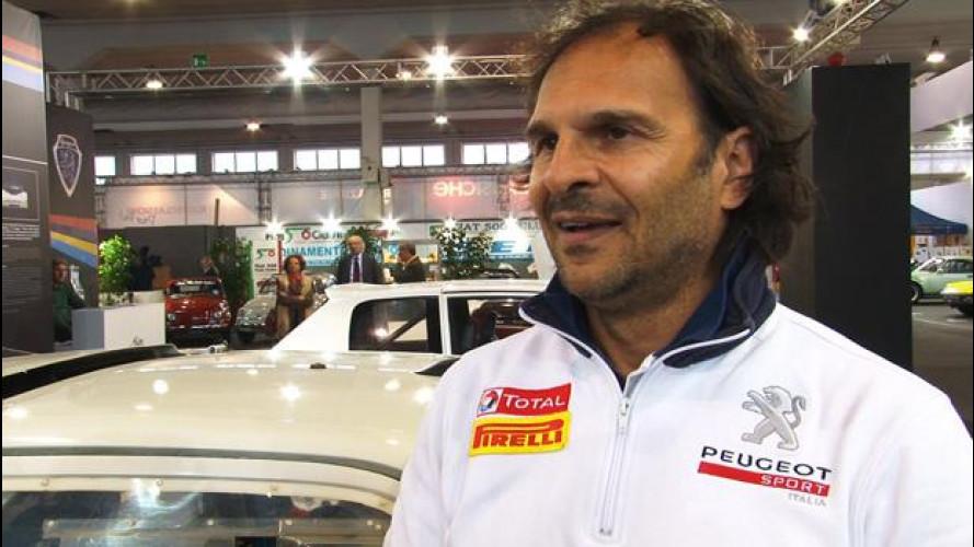 Peugeot, festa a Padova per i 30 anni di Turbo 16