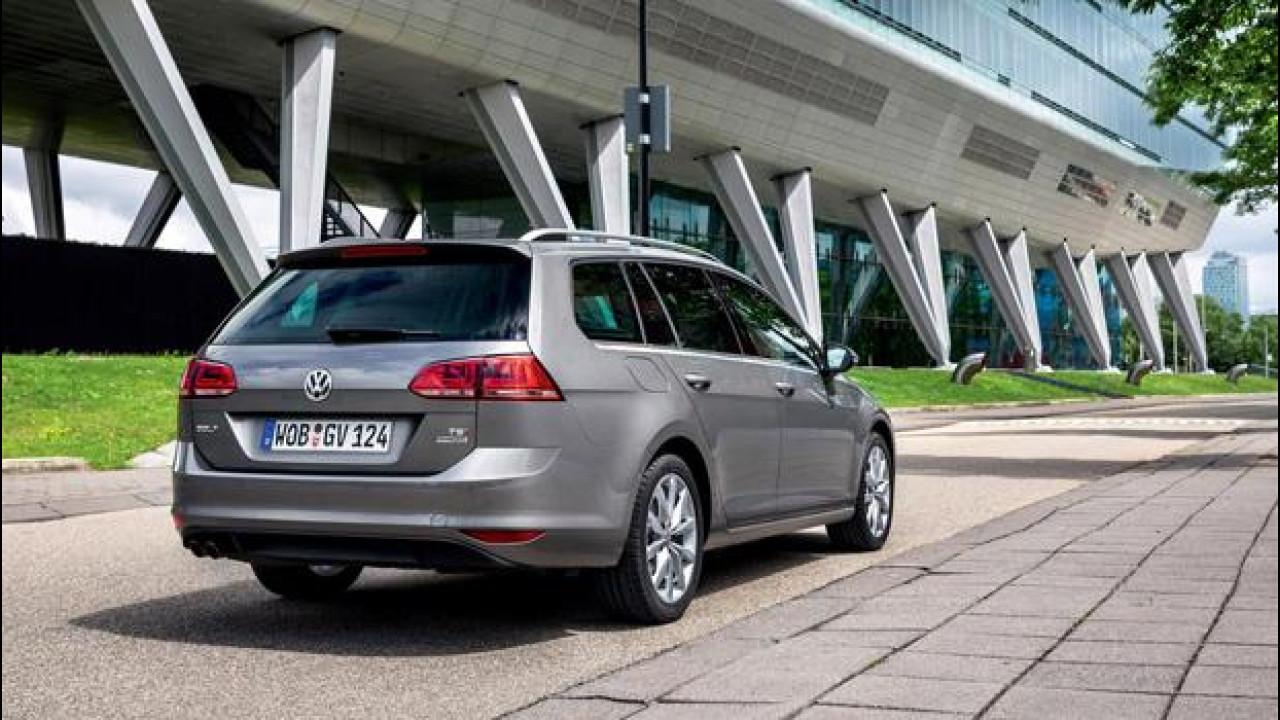 [Copertina] - Nuova Volkswagen Golf Variant