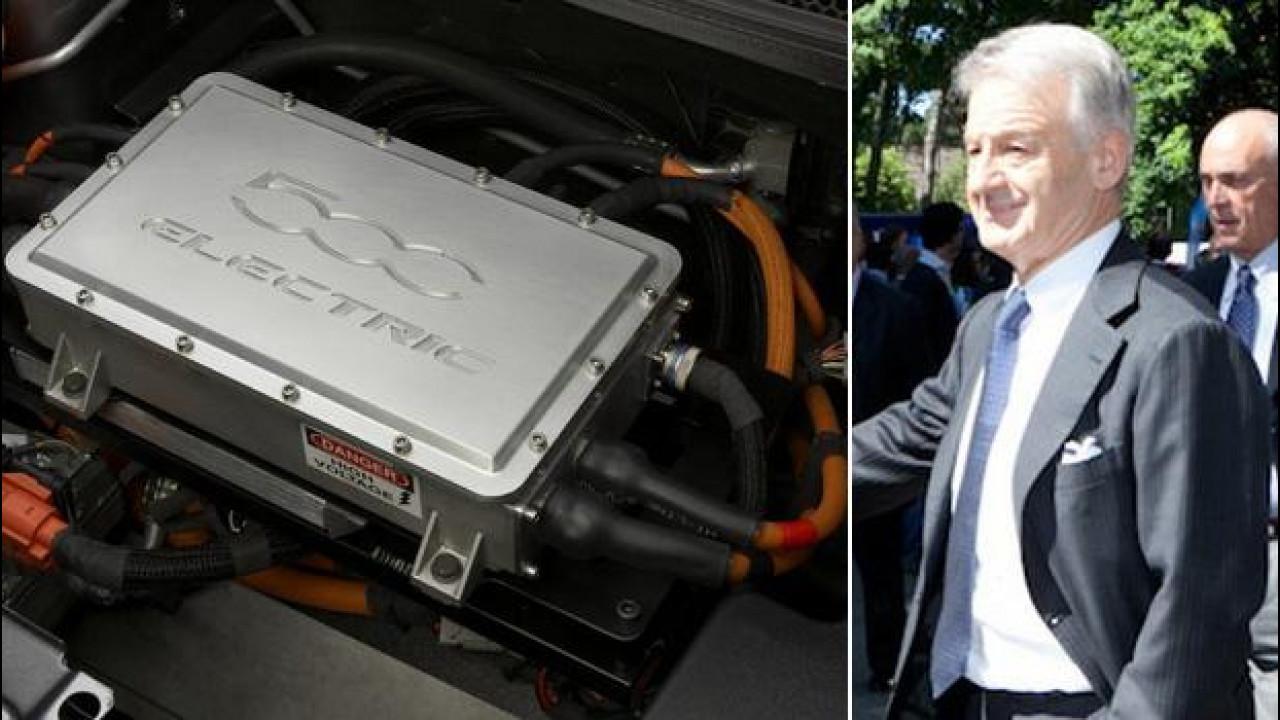 [Copertina] - Clini: è un peccato che Fiat non creda nell'auto elettrica