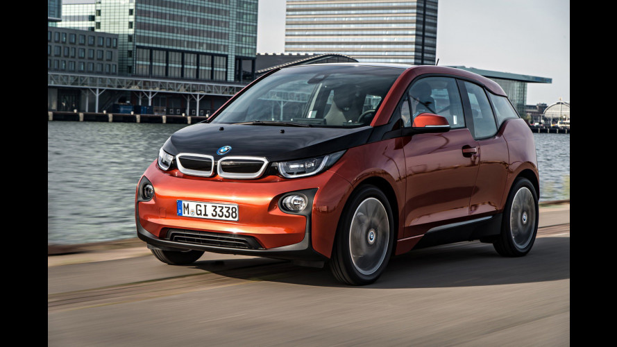 "BMW i3, la prima supercar ""da città"" [VIDEO]"