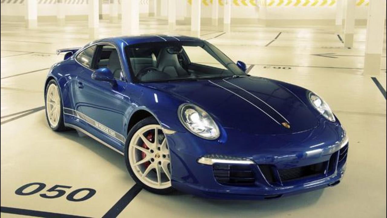 [Copertina] - Porsche 911 Carrera 4S 5M Porsche Fan