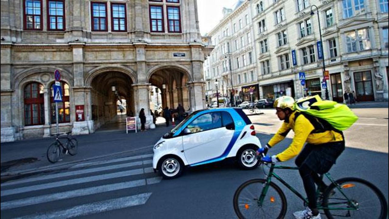 [Copertina] - smart car2go si fa strada negli USA