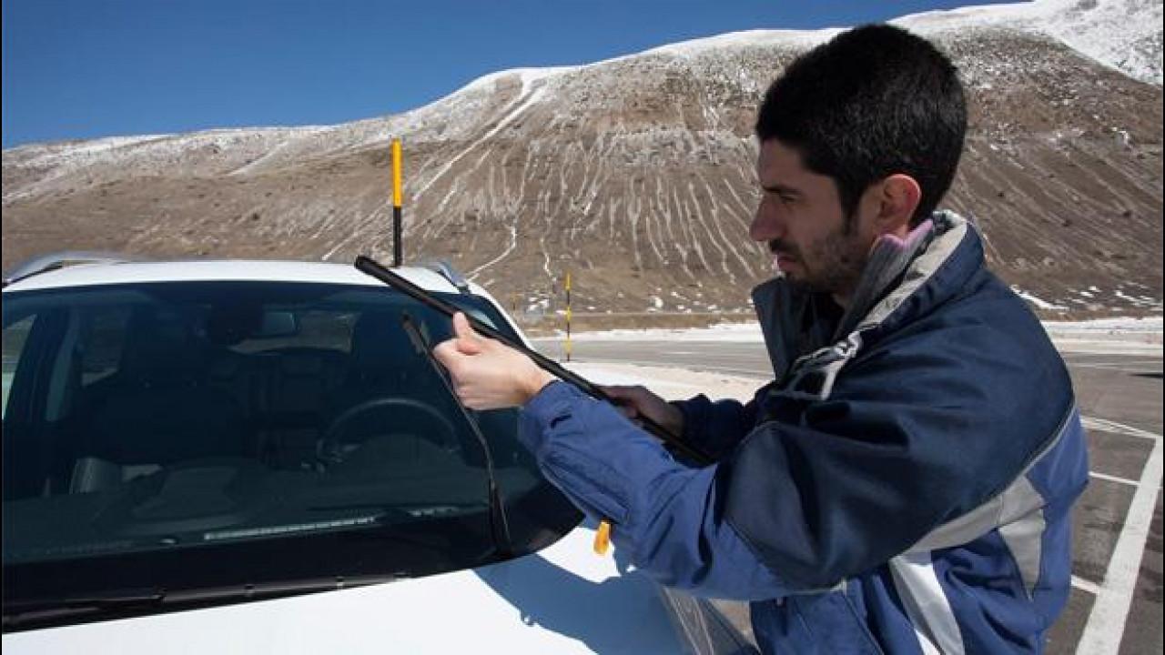 [Copertina] - Il freddo è arrivato: come prepararsi con l'auto, le gomme invernali, le catene da neve