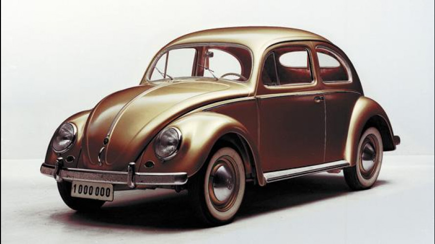 Maggiolino, l'auto del popolo