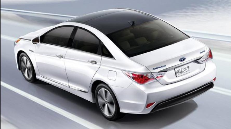 Freno intelligente per le Hyundai vendute in USA