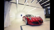 Alfa Romeo 4C: la produzione