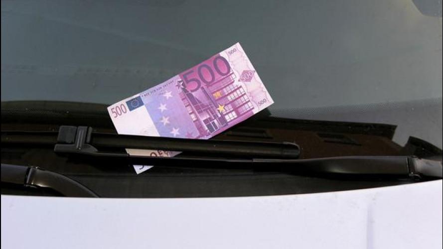 Bollo auto dal 2015 più caro, e si paga così