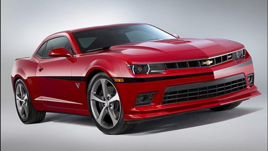 Chevrolet Camaro Commemorative Edition 2015