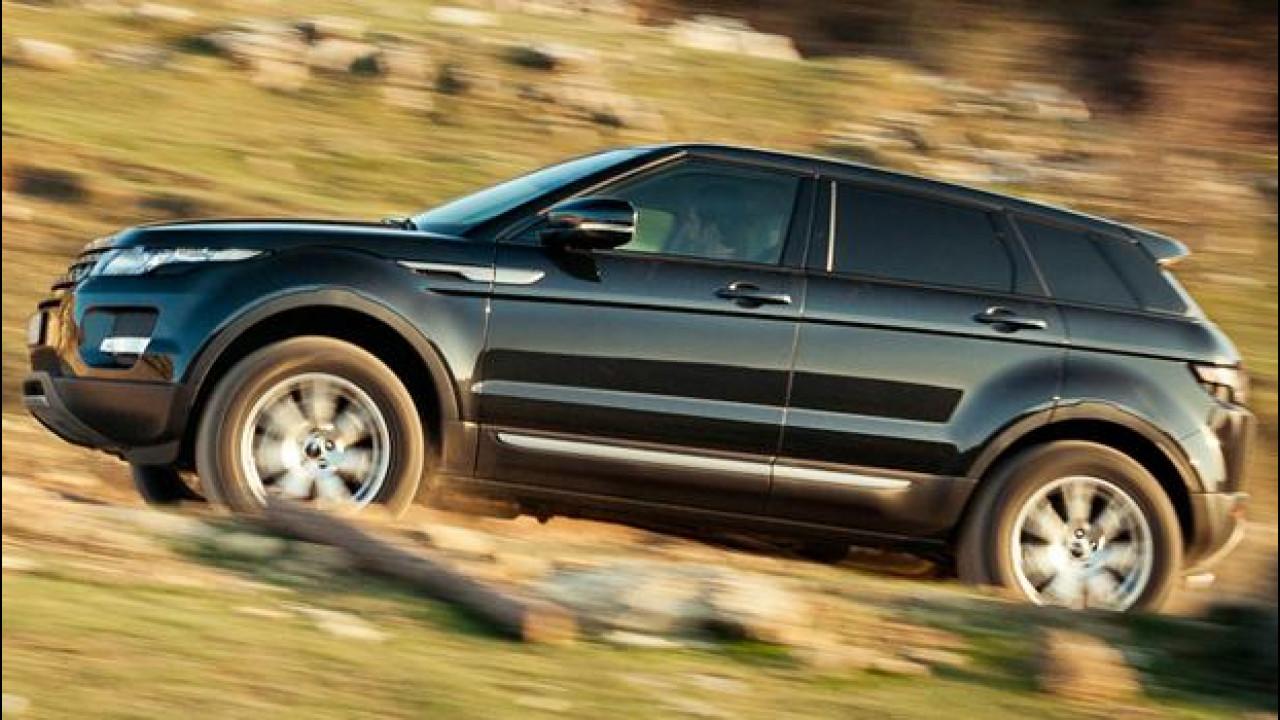 [Copertina] - Range Rover Evoque 2.2 SD4 Pure 5 porte