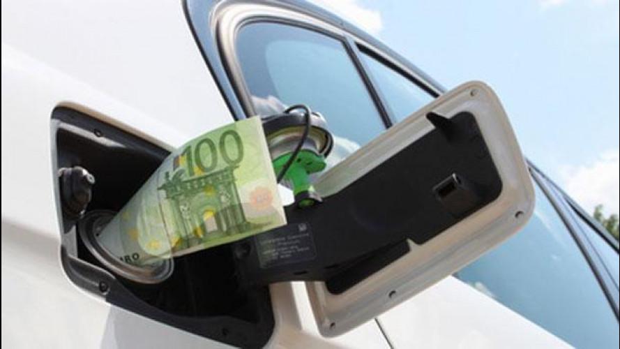 Caro carburante, da gennaio consumi scesi del 10,3%