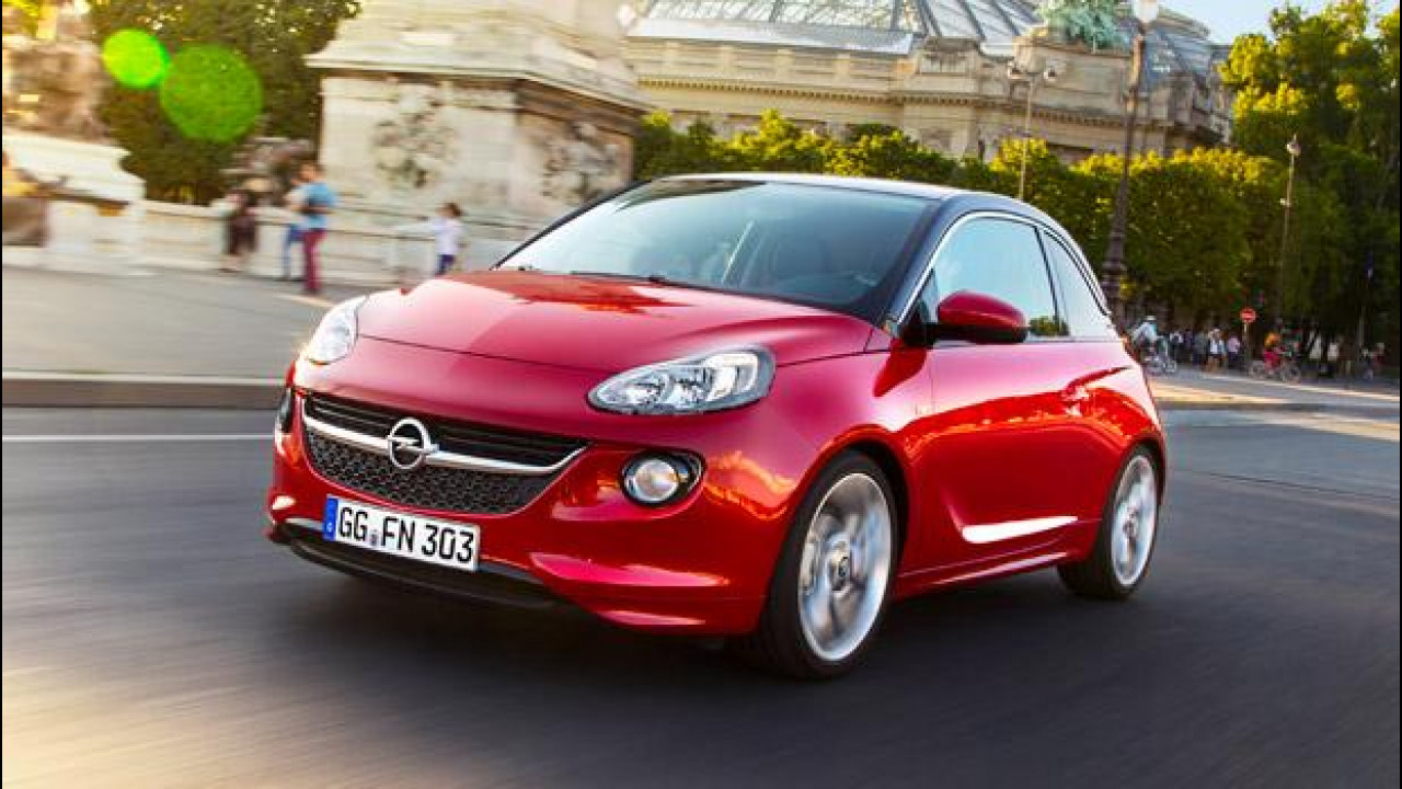 [Copertina] - Opel Adam 1.0 SIDI Turbo 115 CV