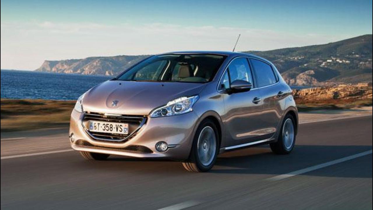[Copertina] - Peugeot 208 per i neopatentati