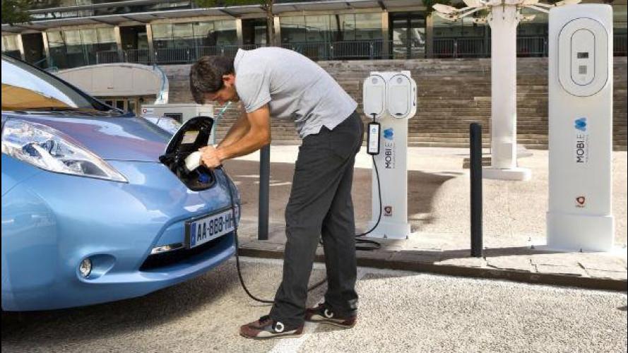 """Ue: """"L'auto elettrica è il futuro della mobilità"""""""