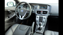 Volvo V40 Cross Country D2, test di consumo reale Roma-Forlì