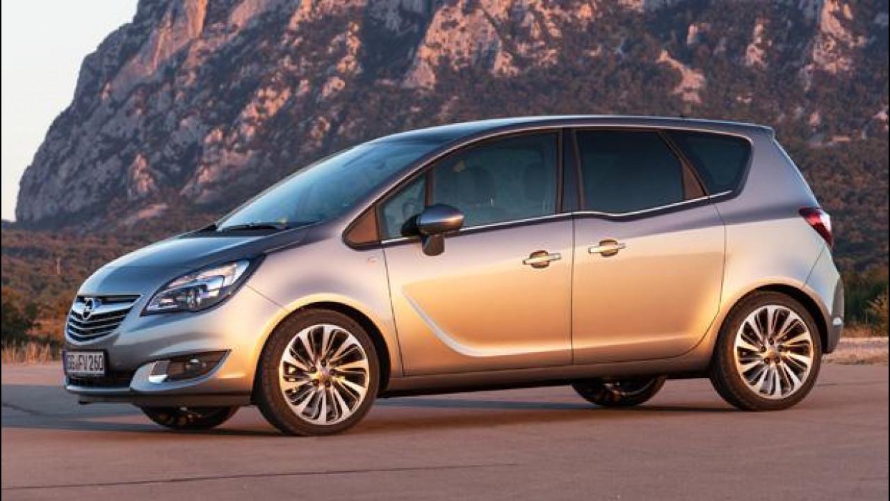 [Copertina] - Opel Meriva restyling