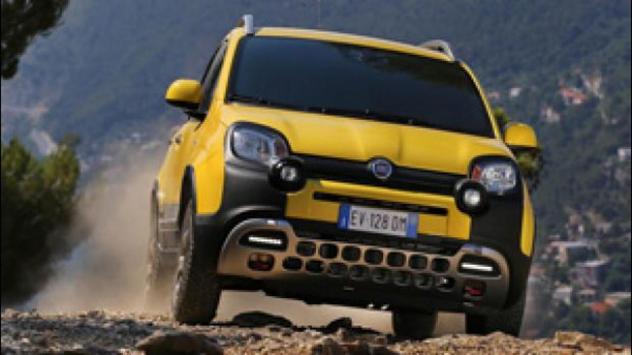 [Copertina] - Audi batte Fiat in Tribunale: bandito lo spot della Panda Cross