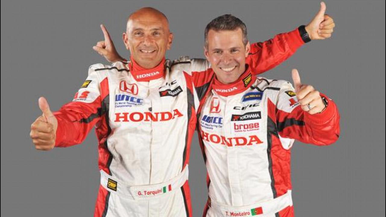 [Copertina] - WTCC: Tarquini e Monteiro con Honda dal 2013