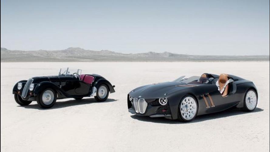 [Copertina] - Viaggio all'origine delle roadster BMW