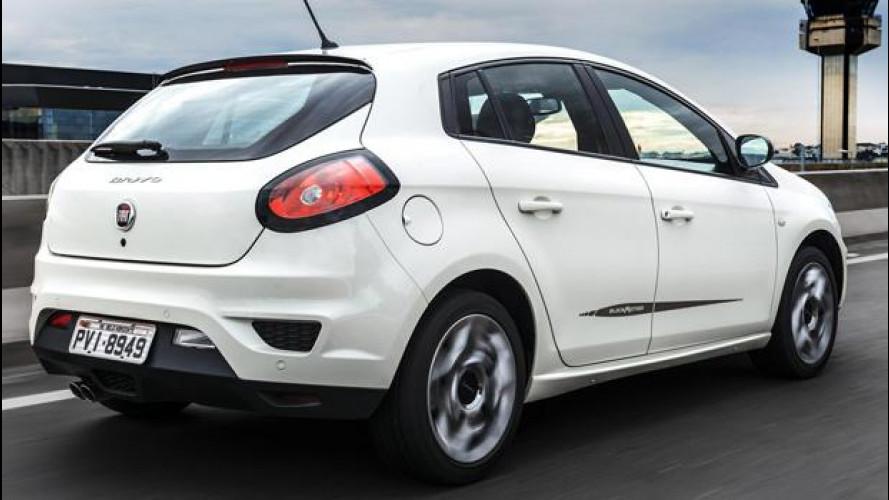 [Copertina] - Fiat Bravo restyling, ma per il Brasile